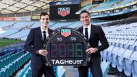 Papan pergantian pemain di Liga Inggris mulai musim depan berbentuk bulat. (Liputan6.com/footballaustralia.com.au)