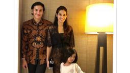 """Lebaran kita sih selalu di Jakarta. Nggak pernah keluar kota. Jadi nggak ada pulang kampung,"" ujar Marsha Timothy di kawasan Kebon Jeruk, Jakarta Barat, beberapa waktu lalu. (Foto: instagram.com/marshatimothy)"