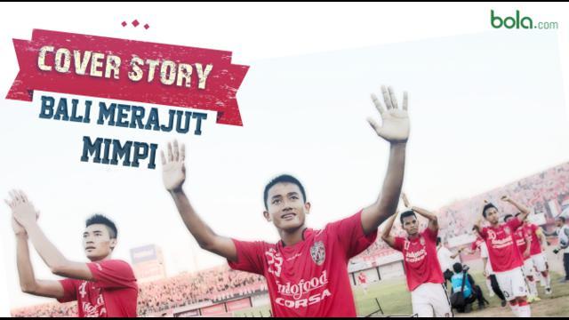 Sepak bola di Bali kembali menggeliat setelah lama mati suri. Hal ini terjadi seiring kehadiran Bali United Pusam (dulu Putra Samarinda) di Pulau Dewata. Bali United bermain di kompetisi kasta tertinggi Tanah Air alias Indonesia Super League (ISL) 20...