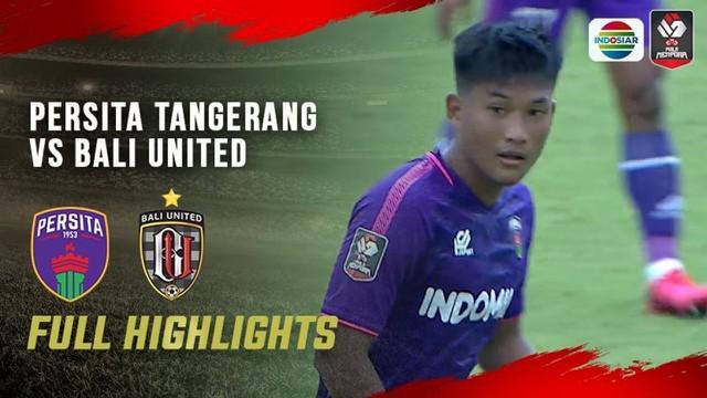 Berita Video Bali United Lolos ke Perempat Final Piala Menpora 2021 Usai Bermain Imbang Melawan Persita Tangerang