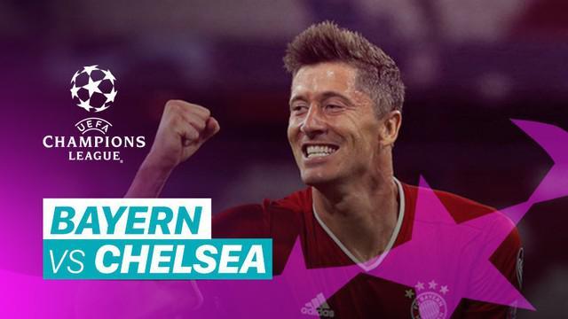 Berita video gol-gol yang tercipta pada laga leg II babak 16 besar Liga Champions 2019/2020 antara Bayern Munchen melawan Chelsea, Minggu (9/8/2020) pagi dini hari WIB.