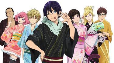OTAKU GATARI: Anime Noragami belakangan jadi sorotan akibat salah satu soundtracknya yang dianggap memakai lafaz azan. Lalu seperti apa sebenarnya cerita Noragami?