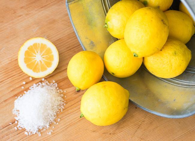Masker Garam Lemon Solusi Kulit Wajah Halus Hitungan Hari Beauty Fimela Com