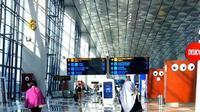 Traveloka meluncurkan fitur terbaru 'Status Penerbangan'. (dok. Instagram @meran.jerr/https://www.instagram.com/p/BrEQWHkB_Ep/Henry