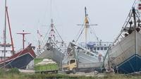 PT Pelabuhan Indonesia (Persero) atau Pelindo II Cabang Palembang menyiapkan Pelabuhan Sungai Lais Palembang untuk menambah sarana transportasi perairan (Liputan6.com / Nefri Inge)