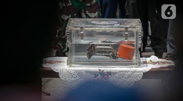 CVR Sriwijaya SJ 182 Ditemukan