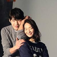 Akhirnya, Kim Woo Bin mengakui memang tengah menjalin hubungan dengan artis cantik Shin Min Ah.