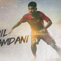 Timnas Indonesia - Saddil Ramdani (Bola.com/Adreanus Titus)