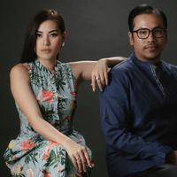 Eksklusif Sammy Simorangkir dan Viviane (Fotografer: Adrian Putra, Stylist: Indah Wulansari, Digital Imaging: Muhammad Iqbal Nurfajri/Bintang.com)