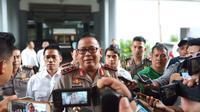 Kapolda Jawa Timur Irjen Pol Luki Hermawan  (Liputan6.com/Dian Kurniawan)
