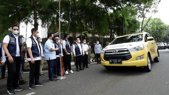 Hore, Mobil Vaksinasi Covid-19 Keliling Siap Sambangi Masyarakat di Kota Medan