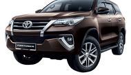 Toyota Fortuner dan Innova Model Baru (Foto:Paultan)