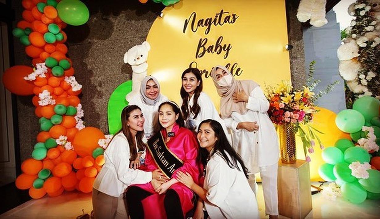 Nagita Slavina (Instagram/raffinagita1717)