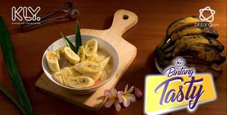 Berbagai jenis kolak, seakan menjadi menu wajib saat berbuka puasa, salah satunya adalah kolak pisang.