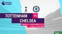 Premier League Tottenham Hotspur Vs Chelsea (Bola.com/Adreanus Titus)