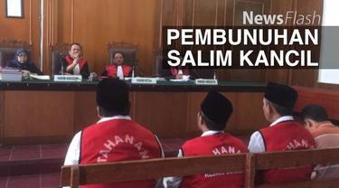 Namun, Tosan beserta istri almarhum Salim Kancil, Tijah kecewa karena otak pembunuhan Salim Kancil yaitu Hariyono (44) dan Mat Dasir (66) hanya divonis 20 tahun penjara.