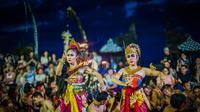 Ilustrasi wisata Bali. (dok. pexels.com/Aditya Agarwal)