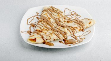 Crepes Crispy Coklat