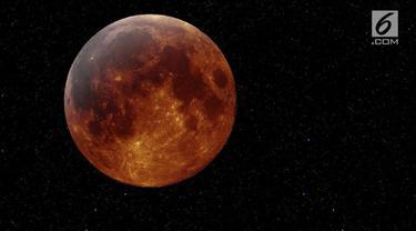Fenomena alam Gerhana Bulan Total akan terjadi pada Sabtu 28 Juli 2018. Fenomena ini melintasi seluruh wilayah Indonesia dan berikut beberapa tempat strategis untuk menikmatinya.