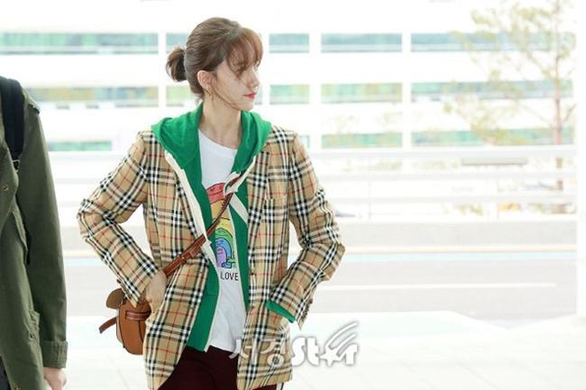 Fashion Yoona SNSD ini ditaksir mencapai Rp65 juta/ copyright sedaily.com/Yoona Instagram/jje