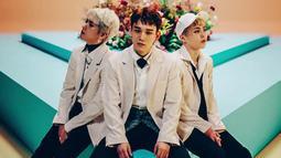 Setelah tur konser di Jepang, aktivitas EXO-CBX tidak berakhir. Di sela-sela persiapan comeback EXO, para personel EXO-CBX bersiap untuk menyapa penggemar melalui fan meeting. (Foto: soompi.com)