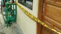 Penggerebekan bandar narkoba di rumah yang terletak di Jalan Slamet Riyadi 4, Matraman, Jakarta Timur, inilah awal mula pengeroyokan petugas dan berujung pada kematian salah satu polisi. (Liputan6.com/Putu Merta Surya Putra)