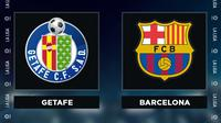 Liga Spanyol: Getafe vs Barcelona. (Bola.com/Dody Iryawan)