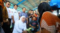 Calon Gubernur Jawa Timur Khofifah Indarparawansa (Liputan6.com/Dian Kurniawan)
