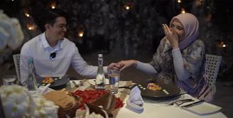 Irwansyah dan Zaskia Sungkar (Youtube/The Sungkars Family)