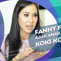 Cerita Senang Fanny Fabriana soal antusias anak-anaknya untuk film Koki-koki Cilik