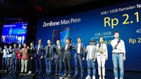 Suasana peluncuran Asus Zenfone Max Pro M1. Liputan6.com/Andina Librianty