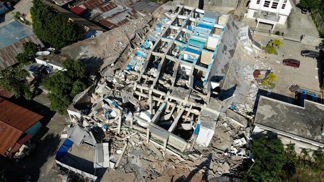 Foto Polri Imbau Warga Waspadai Kejahatan Bermodus Sumbangan Gempa Palu