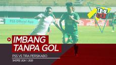 Berita video Time Out kali ini membahas pertandingan PSS Sleman melawan Tira Persikabo yang berakhir imbang tanpa gol pada pekan kedua Shopee Liga 1 2020.