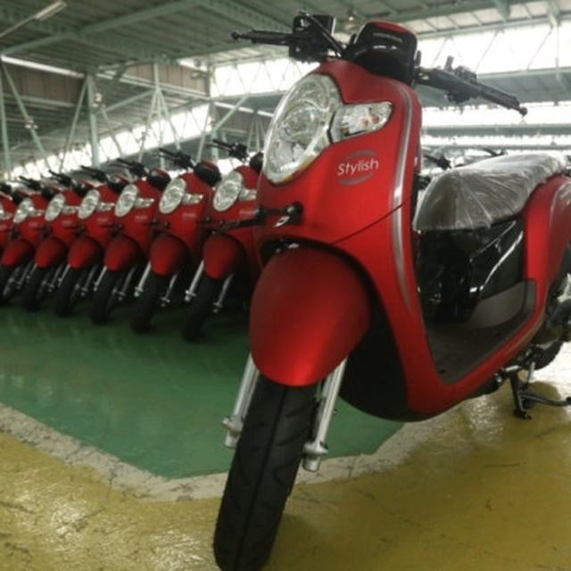 3 Alasan Honda Scoopy Digemari Masyarakat Indonesia Otomotif Liputan6 Com