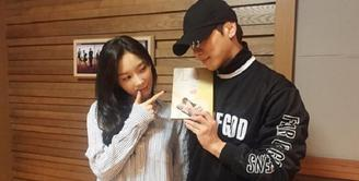 Beberapa waktu lalu, Taeyeon sempat mengunggah kesedihan setelah Jonghyun SHINee memutuskan untuk mengakhir hidupnya dengan bunuh diri. (foto: Soompi.com)