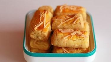 Resep Kue Kering Lebaran Kastengel Renyah Tanpa Telur Lifestyle Fimela Com