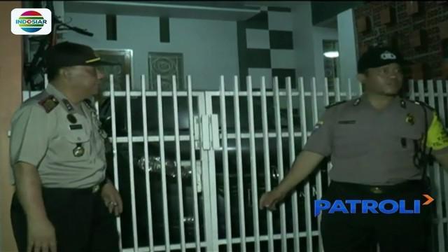 Polres Metro Jakarta Selatan dan Jakarta Barat gelar operasi rumah kosong yang ditinggal pemudik untuk cegah aksi pencurian.