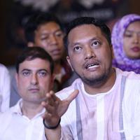 Preskon Ahmad Dhani (Nurwahyunan/bintang.com)