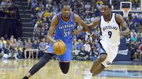 Kevin Durant  (ANDY LYONS / GETTY IMAGES NORTH AMERICA / AFP)
