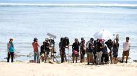 Pantai Grajagan Banyuwangi (Liputan6.com/ Dian Kurniawan)