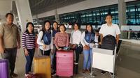 Kementerian Ketenagakerjaan memfasilitasi pemulangan enam pekerja migran Indonesia asal kabupaten PALI (Penukal Abab Lematang Ilir) ke kampung halamannya.