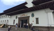 Gedung Sate, salah satu bangunan cagar budaya di Bandung yang dikelola Pemprov Jawa Barat
