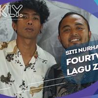 Lagu Siti Nurhaliza jadi referensi Fourtwnty garap zona nyaman.