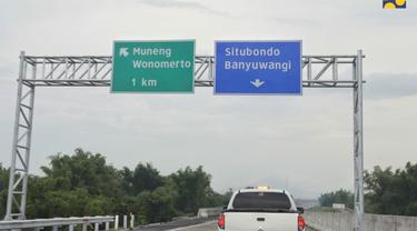 Tol Trans Jawa Pasuruan - Probolinggo
