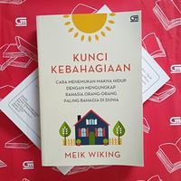 Buku Kunci Kebahagiaan./Copyright Endah