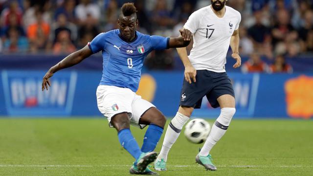 Prancis Kalahkan Italia