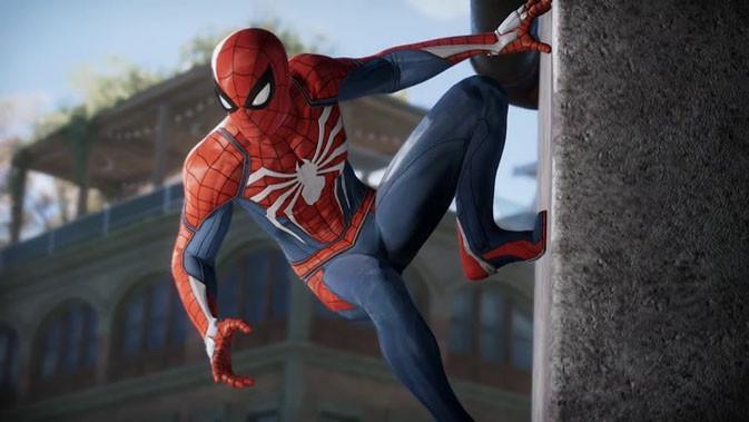 Spider-Man dapat tanggal peluncuran. Liputan6.com/ Yuslianson
