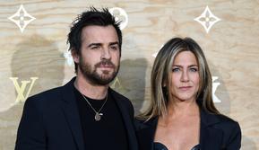 Justin Theroux mengaku telah berpisah dengan Jennifer Aniston sejak Februari 2018. (GABRIEL BOUYS / AFP)