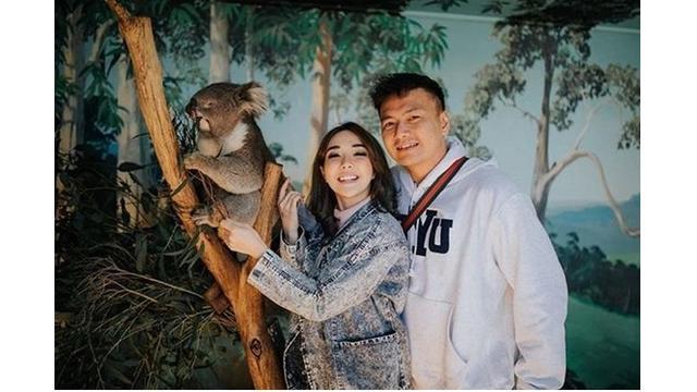 Terlihat Bahagia, Ini 7 Potret Gempi, Gisel dan Wijin Saat Kunjungi Kebun Binatang di Australia