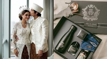 7 Potret Detail Suvenir Pernikahan Atta Halilintar dan Aurel Hermansyah, Mewah